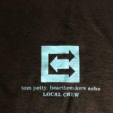 New listing Rare Winterland Vintage 90s Tom Petty & The Heartbreakers Echo Tour Live Crew Xl