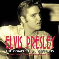 Elvis Presley - The Complete 61 Sessions [CD]