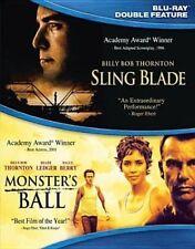 Sling Blade Monsters Ball 0031398164098 Blu Ray P H