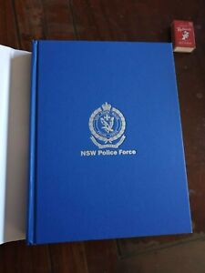 TRUE BLUE 150 YEARS OF SERVICE & SACRIFICE OF THE NSW POLICE FORCE 1862-2012
