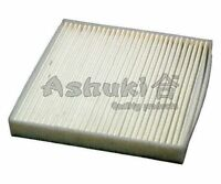 ASHUKI Filter, Innenraumluft   für Daihatsu Terios Materia Sirion Charade