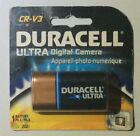 Duracell CRV3 3V Ultra Lithium Battery for Digital Camera