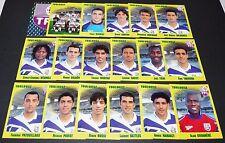 TOULOUSE FC TFC Téfécé STADIUM COMPLETE PANINI FOOT 98 FOOTBALL 1997-1998