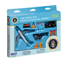 AIR FORCE ONE AIRPORT PLAY SET, 12 PIECE