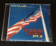 DJ CLUE Stadium Series 2 LET THE GAMES BEGIN Classic NYC Mixtape CD