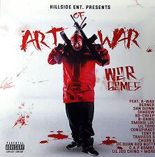 DOC 9 ART OF WAR TRAVIESO G TONY B BERNER LIL TORO XO CREEP SHADOW NORTENO RAP