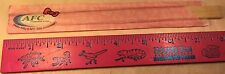 Chopsticks In Hello Kitty Afc 30Th Anniversary Paper Sleeve Bow & Kitty Logos