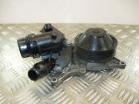 2014 BMW F01 730D 3.0 Diesel N57D30A. Thermostat Housing + Water Pump 8507326...