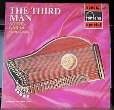 Anton Karas with the 2 Rudis, zither - The Third Man - LP record