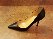 Christian Louboutin 'Pigalle Follies' Pointy Toe Pump Black 7 US 37 Eur MSRP$675