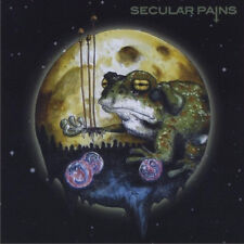 Secular Pains - s/t (CD) (Sexy Jessi Indie Rock Toronto)