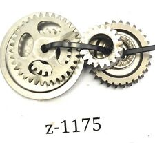 YAMAHA XT 125 `02 - ingranaggi marcia nebengetriebe
