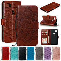 For Google Pixel 4a 5G 5 3a XL 3XL Leather Wallet Magnetic Flip Phone Case Cover