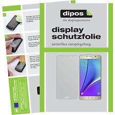 2x Samsung Galaxy Note 5 Pellicola Prottetiva Antiriflesso Proteggi Schermo