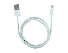 USB to Lightening White Cable Lead for Apple iPhone 5 Onwards UK Free Postage