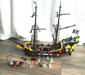 LEGO VINTAGE REF 6285 * BLACK SEAS BARRACUDA * GRAND BATEAU PIRATE