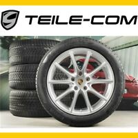 "NEU+ORIG. Porsche Cayenne COUPÉ E3/9Y0 20"" Design Winterräder Set/Winter wheels"
