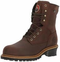 Irish Setter Work Men's Mesabi Steel Toe 83834 Boot, Brown, Size 12.0 wgfD