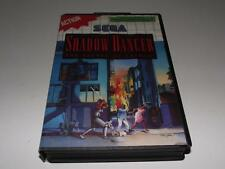 Shadow Dancer Secret of Shinobi Sega Master System PAL Preloved *No Manual*