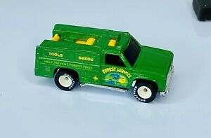 Hot Wheels Real Riders Forest Rescue Truck