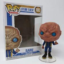 "Funko Pop Television: Star Trekâ""¢ Discovery - Saru Vinyl Figure #47744"