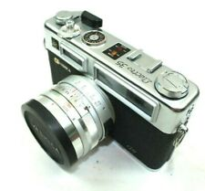 Yashica Electro 35 GS Rangefinder 35mm Film Camera from JAPAN --PRISTINE--