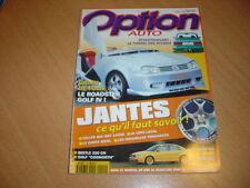 Option auto N°99 BMW Série 3 3.2 Hamann.Beetle Turbo