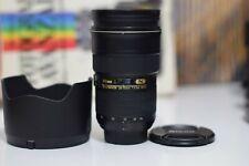 Nikon 24-70mm NIKKOR f2.8 g AF-S ED lens N NANO CRISTAL COATED