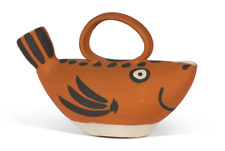 Pablo Picasso Madoura Ceramic Pitcher - Sujet poisson, AR. 139