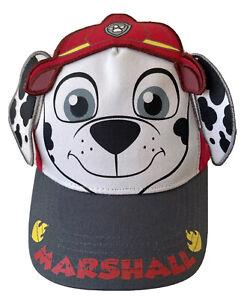 Nickelodeon PAW PATROL Marshall Kids Baseball Hat/Cap SnapBack #PAS60056PT - NEW
