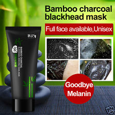Bamboo Charcoal Activated Face Mask Blackhead Acne Remover Cleaning Facial Mask