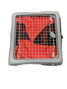 SPORT PET DESIGNS POP CRATE LARGE DOG KENNEL See Measurments