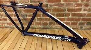 "Diamondback Overdrive Sport Mountain Bike Frame Large 20"" 29er Frame Only Blue"