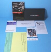 14 2014 Dodge Charger owners manual/user guide with Navigation