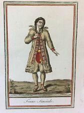Jacques GRASSET DE SAINT-SAUVEUR femme Samojede Russie Sibérie J Larogue 1796