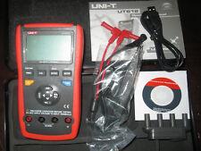 Handheld Lcr Meter Inductance Capacitance Lcrdcrqdesr Test 100khz Usb