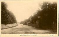 THRAPSTON ( Northamptonshire) : Aldwincle Village RP - MARKHAM