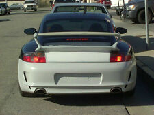 PORSCHE GT3 08 REAR TAIL SPOILER WING BUMPER, SKIRT UPDATE CARRERA  996 99-04