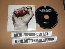 CD Metal Fiction Plane - Push Me Around (2 Song) Promo ROADRUNNER