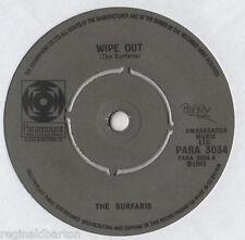 """Surfaris - Wipe Out / Shake 7"""" Single"""