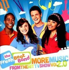 The Fresh Beat Band: More Music from the Hit TV Show, Vol. 2.0 (CD, Oct-2012)