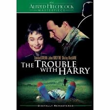 The Trouble with Harry (DVD, 2006) John Forsythe, Shirley Maclaine