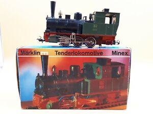 Märklin - Minex - Tenderlokomotive - Spur 0e - OVP