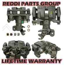 Pair 2 Brand New Rear Brake Calipers fit 03-05 Mazda 6 w/ brkt LIFETIME WARRANTY