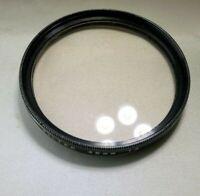 Vivitar 46mm Skylight 1A  Lens Filter vintage screw in type