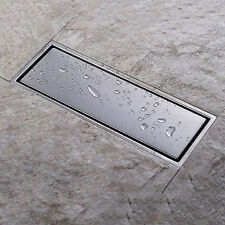 KES Stainless Steel Shower Floor Drain with Removable Cover 11.8-Inch, V220S30