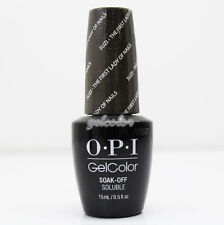 OPI GelColor Washington DC Gel Nail Polish Suzi - The First Lady of Nails #GCW55