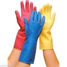 Articoli blu senza marca per la pulizia e il bucato
