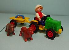 Playmobil Bauernhof / Farm ~ Kind mit Traktor / Child with Tractor (3715)