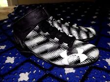 Used Under Armour C1N Mid D Football Cleats Men's Size 12